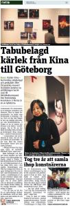 20130426 - GBG - Tabubelagd kärlek från Kina till Göteborg