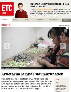 20140412 ETC - Arbetare lämnar slavmarknaden