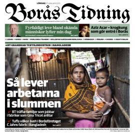 20150112 Så bor arbetarna i slummen
