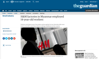 https://www.theguardian.com/business/2016/aug/21/hm-factories-myanmar-employed-14-year-old-workers