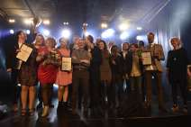 Alla Guldspadevinnarna / All the recipients (FOTO FGJ)